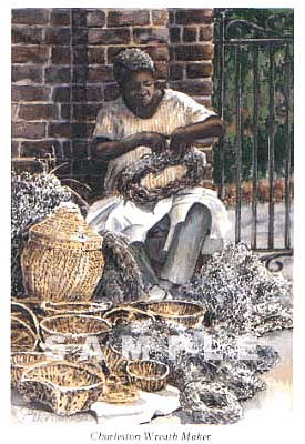 Charleston Wreath Maker